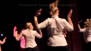 Madonna - Girl Gone Wild - Dance Performance [HD]
