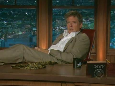 Late Late Show with Craig Ferguson 9/12/2008 Seann William Scott, Lena Heady