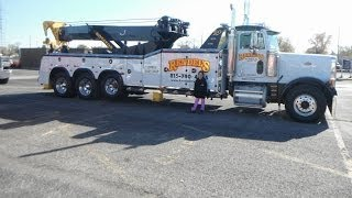 Tow Trucks For Tots  At Toyota Park 2013