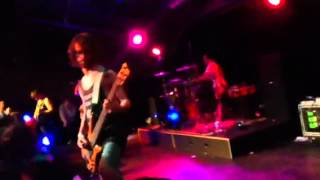 Northlane I shook hands with death live 2012