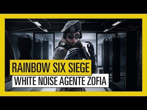 Tom Clancy's Rainbow Six Siege - White Noise : Agente Zofia