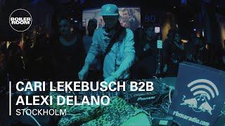 Cari Lekebusch B2B Alexi Delano Boiler Room Stockholm x Red Bull Music Academy DJ Set