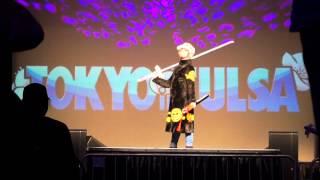 Tokyo in Tulsa 2015 Cosplay Contest video 1