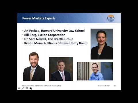 Pricing Externalities in Wholesale Power Markets