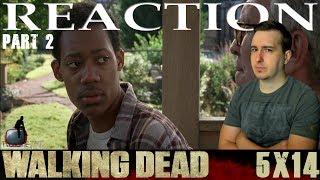 The Walking Dead S05E14 'Spend' Reaction / Review - PART 2