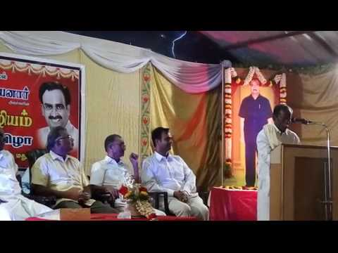 8.7.2017 Madurai College House World Thirukural Peravai function (Pt.2)