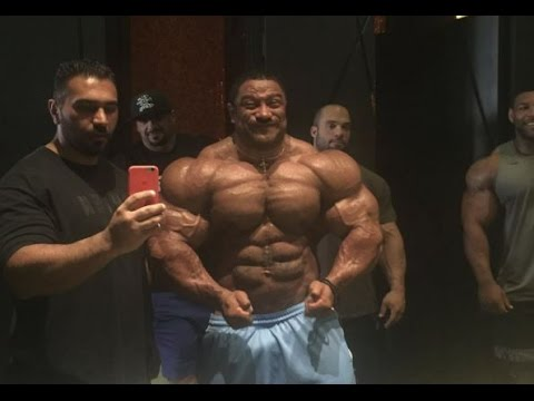 Roelly Winklaar 7 Weeks Out Looks Frightening Youtube