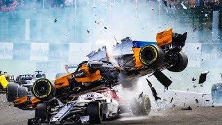 Motorsport recently 2 September 2018: Belgium GP, Gateway, Felipe Massa, ESM