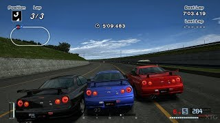 Gran Turismo 4 - Driving Mission 23 PS2 Gameplay HD