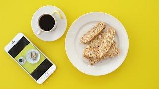 Crisp & Crunchy Biscotti - Everyday Food with Sarah Carey