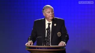 Peter Alliss - 2012 World Golf Hall of Fame
