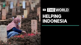Calls For Australia To Send Excess Vaccines To Indonesia As COVID-19 Crisis Worsens | The World