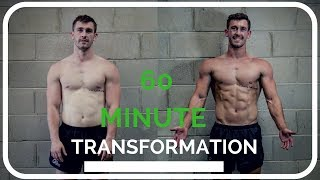 How the FITNESS INDUSTRY is TRICKING you! 6 Week Transformation in 60 Minutes!