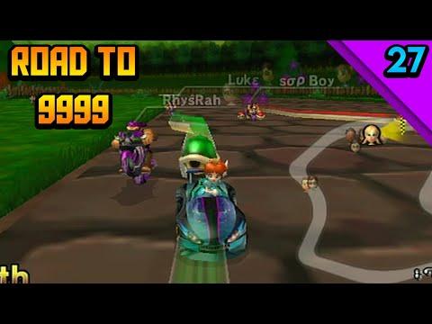 Mario Kart Wii - WALMART LUKE!? - Kart Road to 9999 VR | Ep. 27