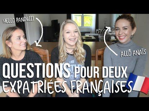 VENIR VIVRE AU QUÉBEC? | Discussion avec Hello Panducci & Allô Anaïs 🇫🇷