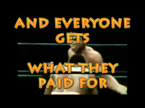 JOHNNY WAKELIN – Muhammad Ali, BLACK SUPERMAN With Lyrics