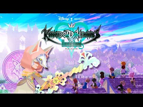 New Free to Play Kingdom Hearts?  | Kingdom Hearts Unchained X (gameplay walkthrough ios)