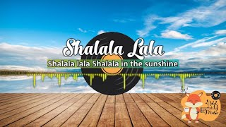 Shalala Lala (Remix Cute) // Lyric Music Tik tok