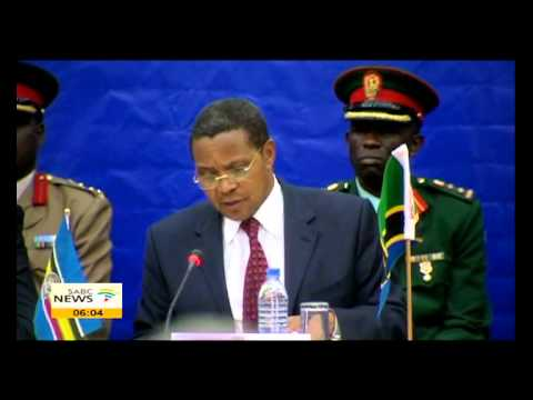 SA Calls For A Political Solution To Burundi Crisis