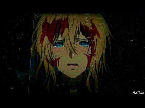 ❰AMV❱ Вайолет...живи без меня и будь свободна...