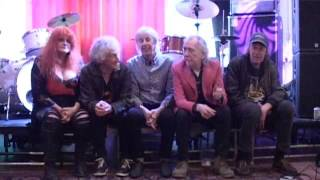 PINK FAIRIES TALK ABOUT THE BRAND NEW ALBUM 'NAKED RADIO'