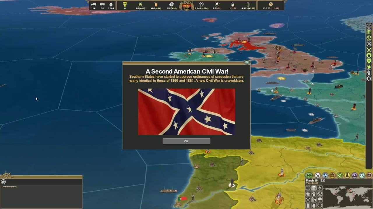 Making history tgw mod a world in fear 30 youtube gumiabroncs Image collections