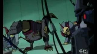 Transformers Animated Blast from the Past Episode6 Part2