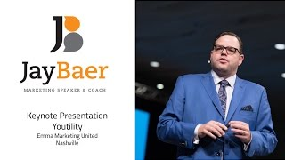 Gambar cover Jay Baer Marketing Keynote Speaker Youtility