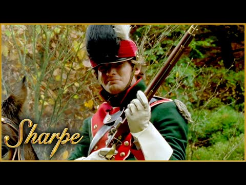 Sharpe And His Men Are Attacked By Wickham's Soldiers | Sharpe