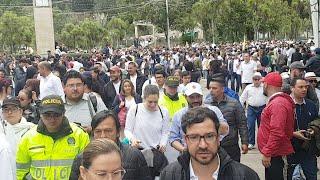 Marcha  Unidos Contra El Terrorismo