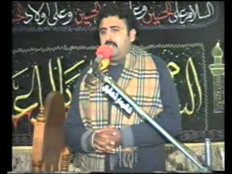 Zakir Imran Raza Jhandeer 19 Safar Dhudial 2012 Travel Video