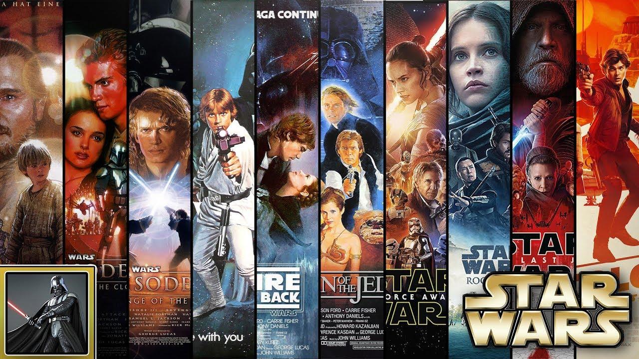 Star Wars Reihenfolge Filme