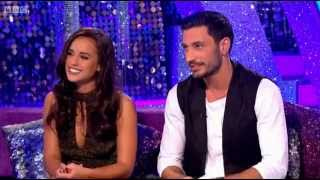 Georgia May Foote on Strictly It Takes Two 13/10/15