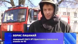 2017-03-03 г. Брест. Учения по гражданской обороне. Новости на Буг-ТВ.