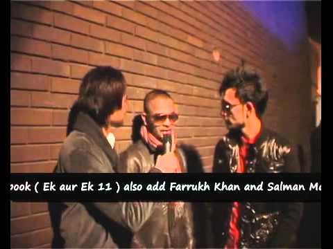 Mumzy Stranger funniest Interview by EK Aur EK 11 Feb 2010