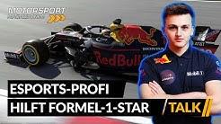 eSports-Profi packt aus: So helfe ich einem Formel-1-Fahrer