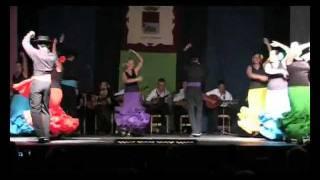 Los Cuatro Muleros. Coros y Danzas de Frigiliana