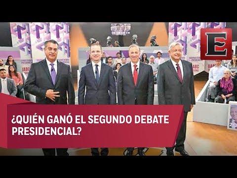 Punto y coma: Post-debate presidencial