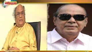 Dr C.Narayana Reddy/Cinare Special : Lyricist, Poet and Writer || Episode 05 || Vanitha TV