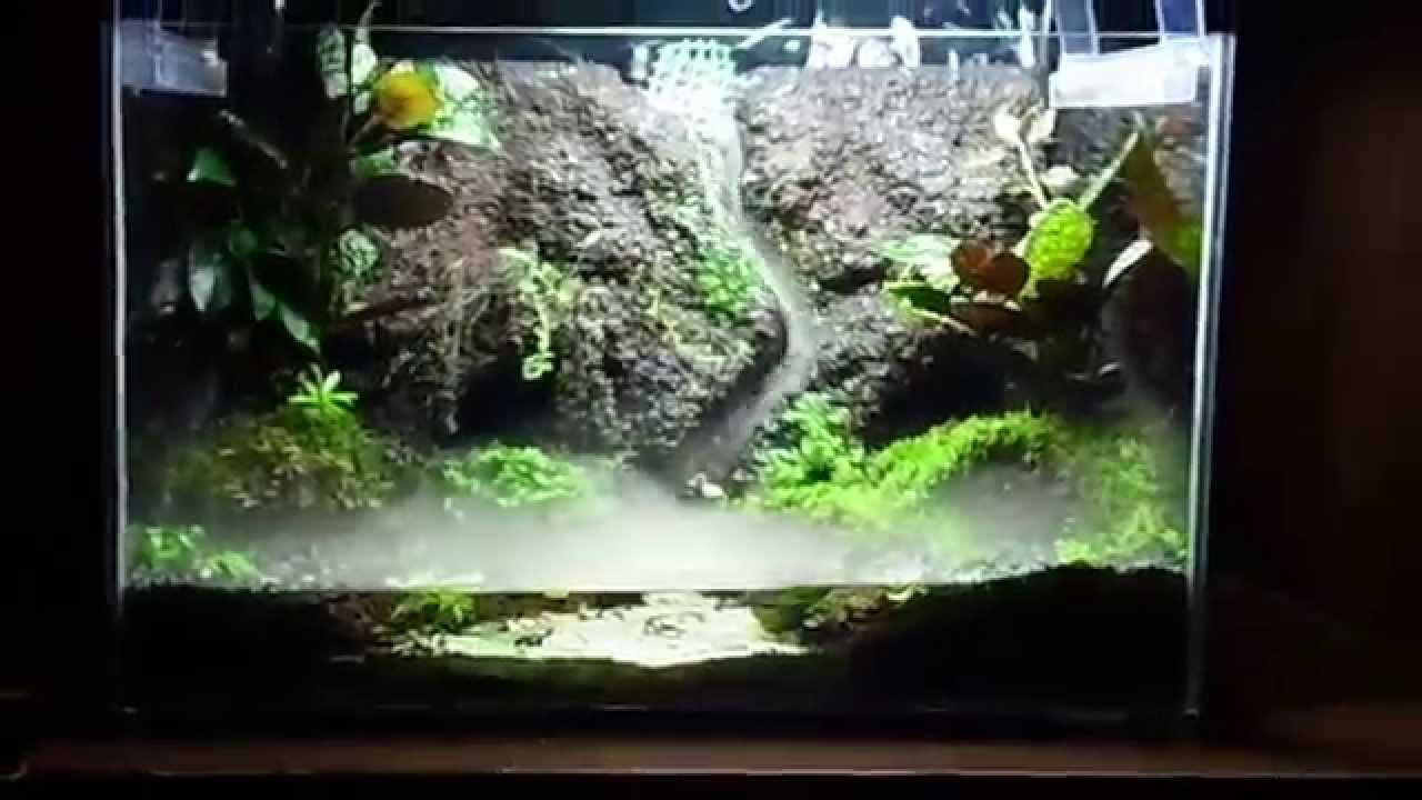 Aquarium fish tank mist maker - Aquarium Fish Tank Mist Maker