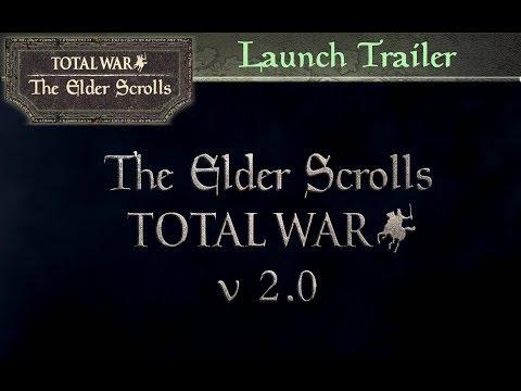 Вышло крупное обновление мода The Elder Scrolls: Total War