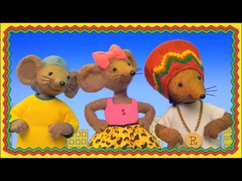 Rastamouse - Hot Hot Hot [Official Music Video]