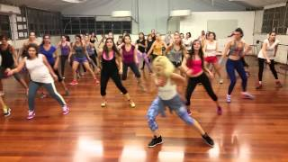 Golden boy - zumba with danielle kazes