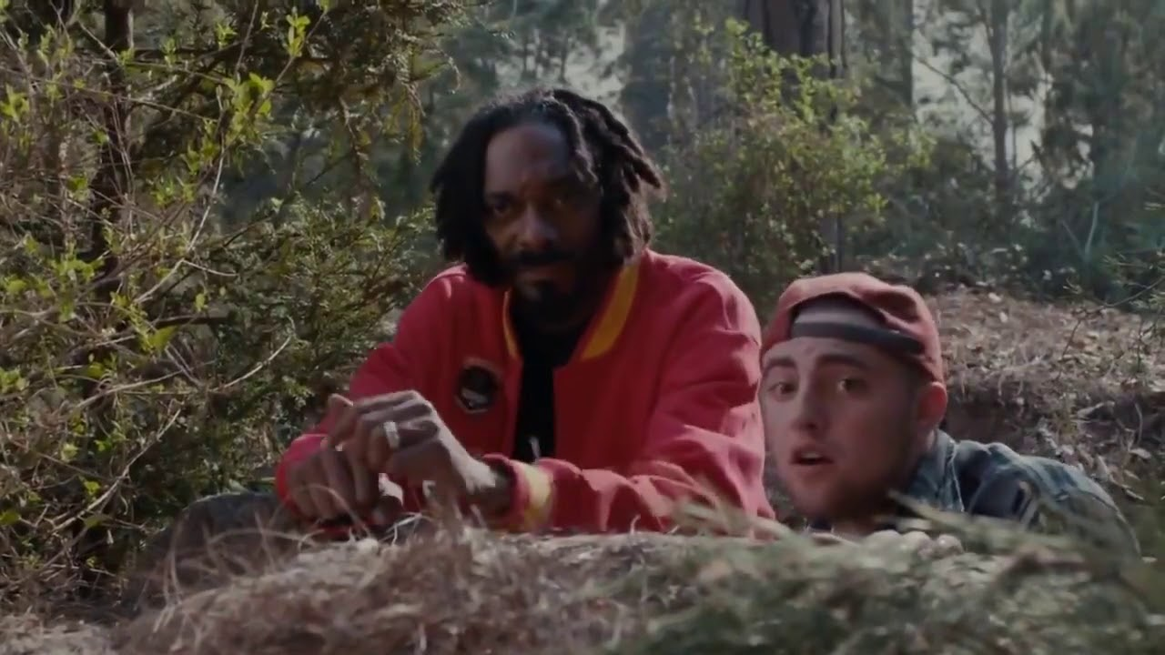 Mac Miller Snoop Dogg S Scene From Scary Movie Hope It Makes You Smile Youtube