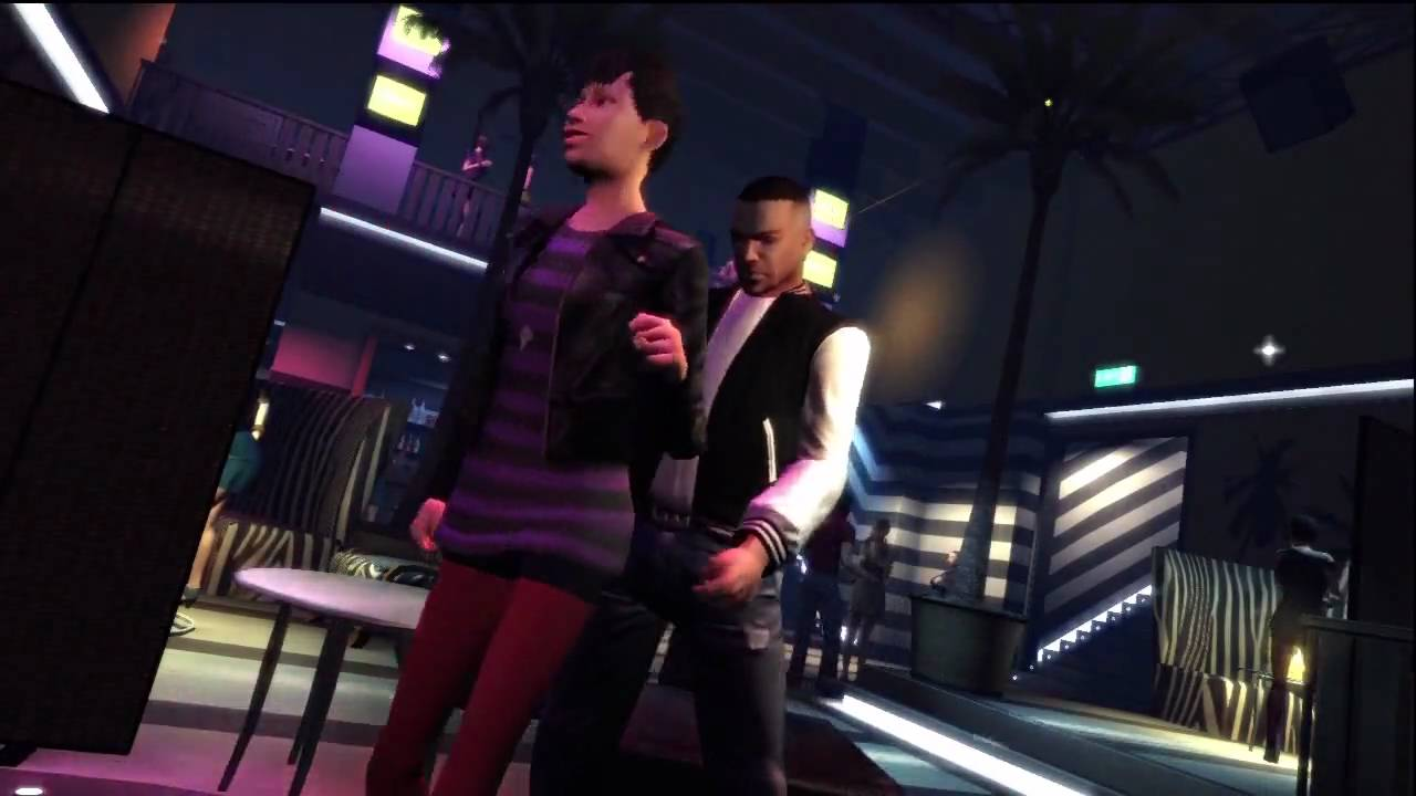 Gta iv ballad of gay tony female