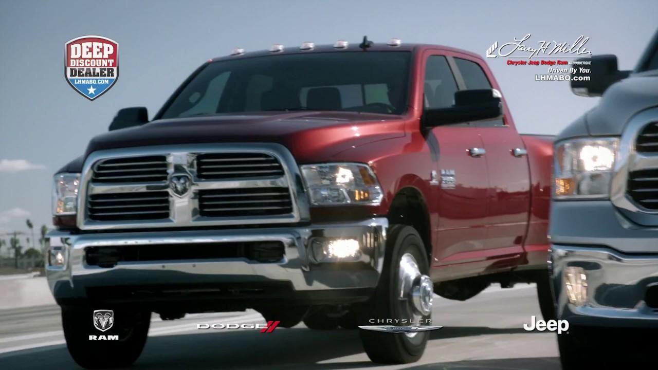 Spring Sales Event | Larry H. Miller Chrysler Jeep Dodge Ram