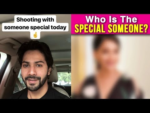 "Varun Dhawan Shooting With ""Someone Special""   Is it EX Alia Bhatt   'Kalank' On Set   Madhuri Dixit Mp3"