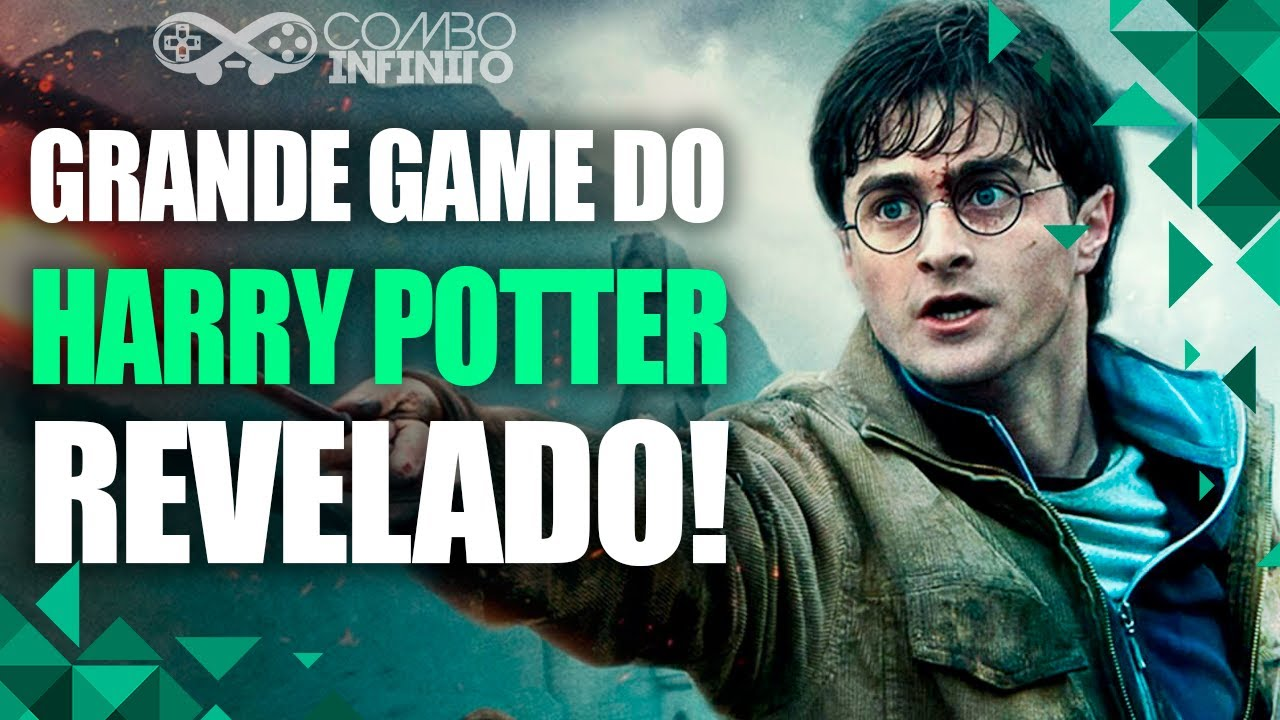 GAME AMBICIOSO DE HARRY POTTER PODE SURPREENDER?