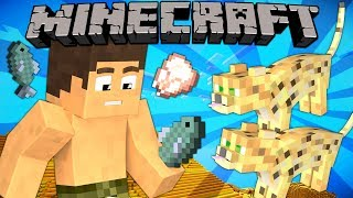Why Ocelots are Hard to Tame - Minecraft