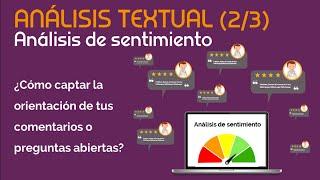 Curso análisis cualitativo (2/3): análisis de sentimiento
